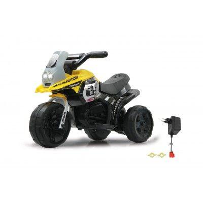 Quad Dreirad E-Trike Racer Ride-On Jamara gelb Kinder Trike