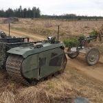 Resumen: Milrem comienza colaboración con la Liga de la Defensa de Estonia para el desarrollo de vehículos terrestres no tripulados (UGV)