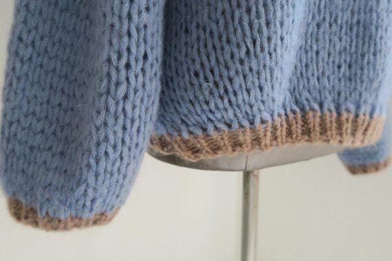 meet 2e842 1877e oversized Pullover, chunky knit oversize pulli, pulli ...
