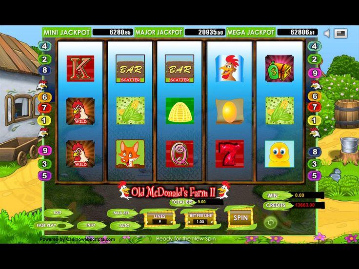 start game casino