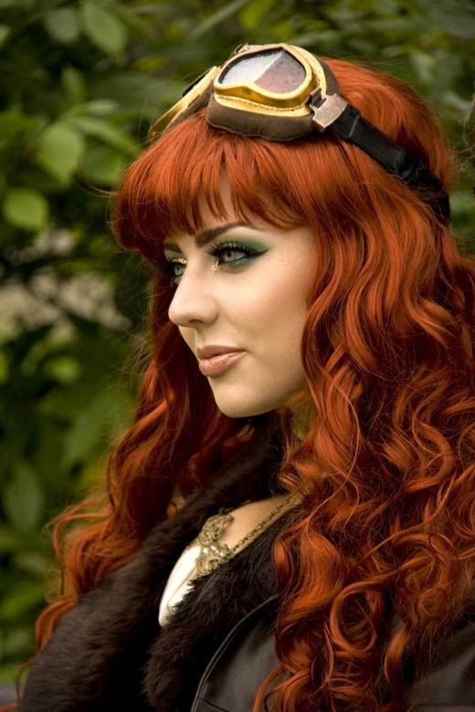steam punk hair styles best 25 steampunk hairstyles ideas on 6930 | 24744186eb6cb34271356f5f0f198aca steampunk hairstyles steam punk