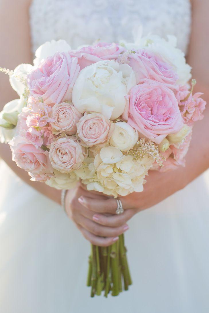 Traditional, Romantic Peony and Rose Bouquet   Paisley Floral Design   Mon Petit Studio https://www.theknot.com/marketplace/mon-petit-studio-newfields-nh-532515