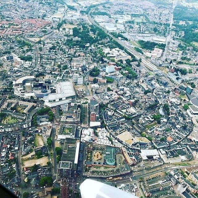 Have You Ever Wondered How The City Looks From Above Don T You Worry We Got You Covered Featured Enschede We Beginnen De W Instagram City Wonder
