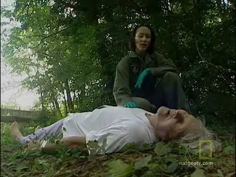 Body Farm -- NatGeo documentary about the UT forensics research facility where researchers study body decomposition
