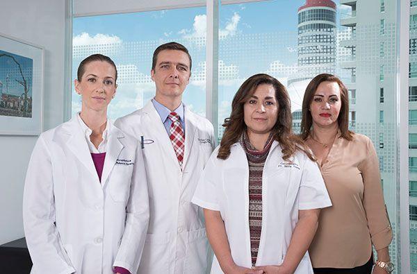 Dr. Allan Ceballos Pressler - Medical Clinics in Mexico