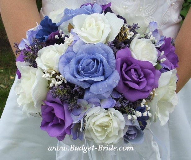 periwinkle-wedding-bouquets