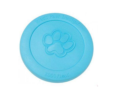 Hondenfrisbee Zogoflex Zisc, interactief speeltje voor uw hond! De Zisc heeft met zijn revolutionair ontwerp alles in huis om uw hond gelukkig te maken.