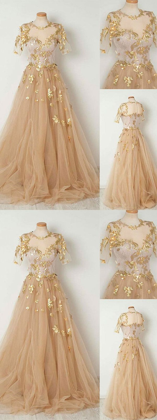 #tulle #champagne #gold #champagne #tulle