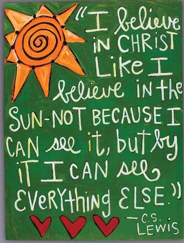 .!: Favorit Quotes, Christ, Cslewis, Truths, Canvas, Chronicles Of Narnia, Cs Lewis Quotes, Quotes Art, C S Lewis