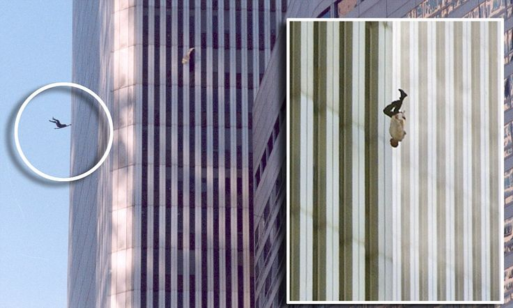 Nothing more graphically spells out the horror of 9/11 than grainy images of poor souls throwing themselves to their deaths. Even now, no one seems to know who they were or how many jumped.
