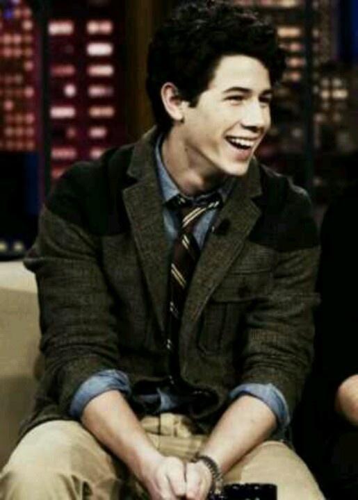 Nick Jonas is perfection