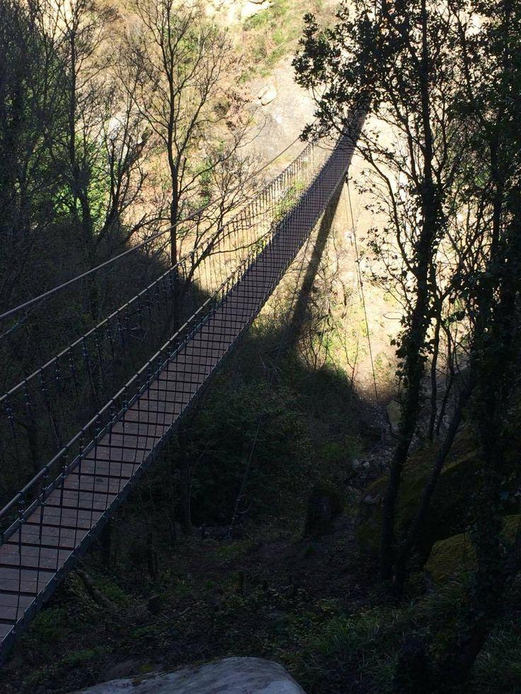 Nepalese Bridge (photo credit to Michelangelo Soldo)