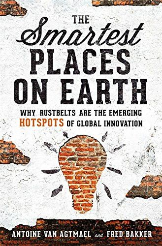 14 best christmas 2016 books images on pinterest christmas 2016 the smartest places on earth why rustbelts are the emerging hotspots of global innovation fandeluxe Images