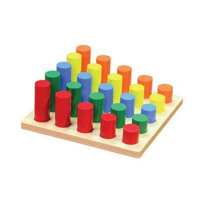 Montessori - Geometry Solid ladder