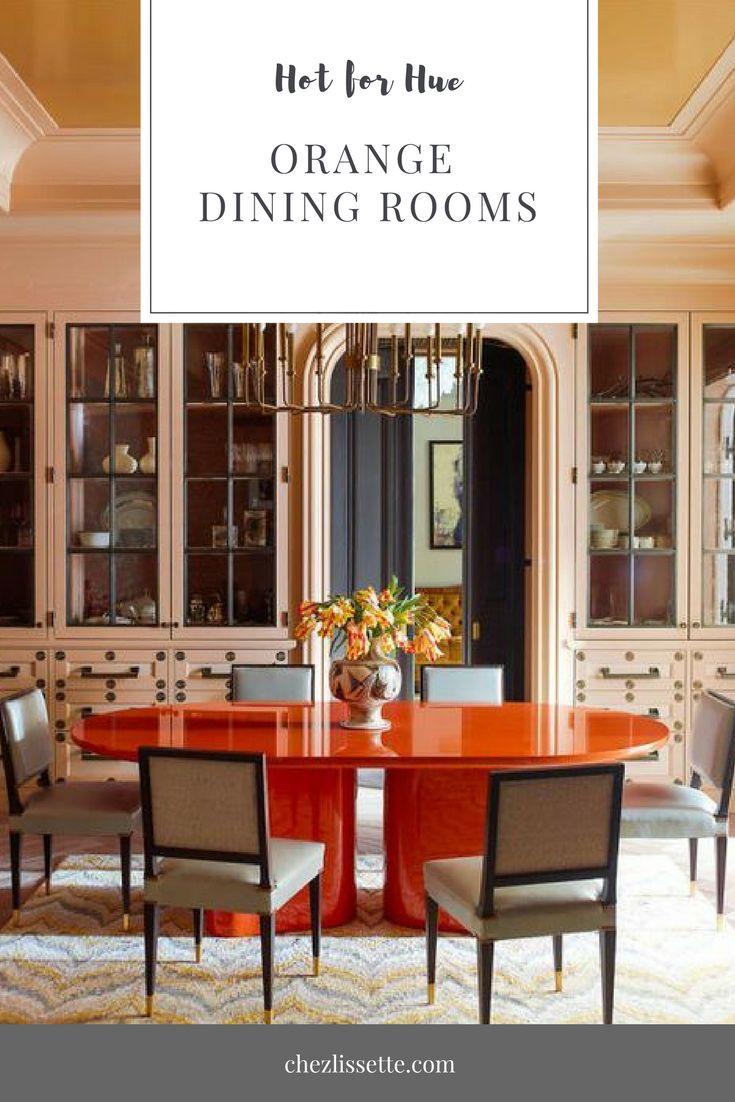 The 25+ best Orange dining room paint ideas on Pinterest | Orange ...
