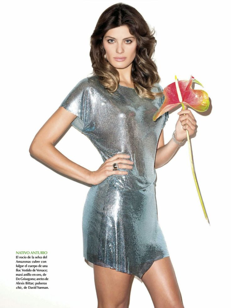 visual optimism; fashion editorials, shows, campaigns & more!: fruto de pasión: isabeli fontana by terry richardson for vogue mexico june 2014
