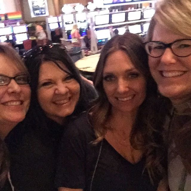 Premier hookup in Vegas. Being with my babes from Phoenix. These girls have my heart. @erikawynne @jbsalsbury @_mrs__johnson