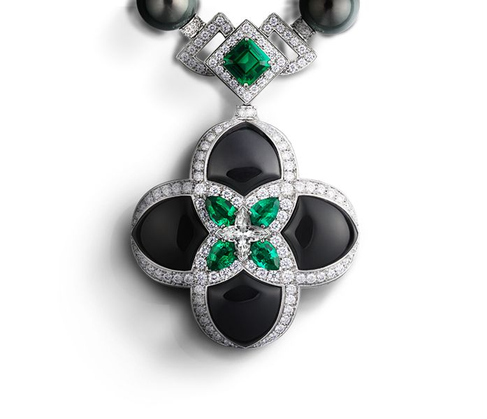 LOUIS VUITTON Official USA Website - Fine Jewelry - Unique High Jewelry Collections