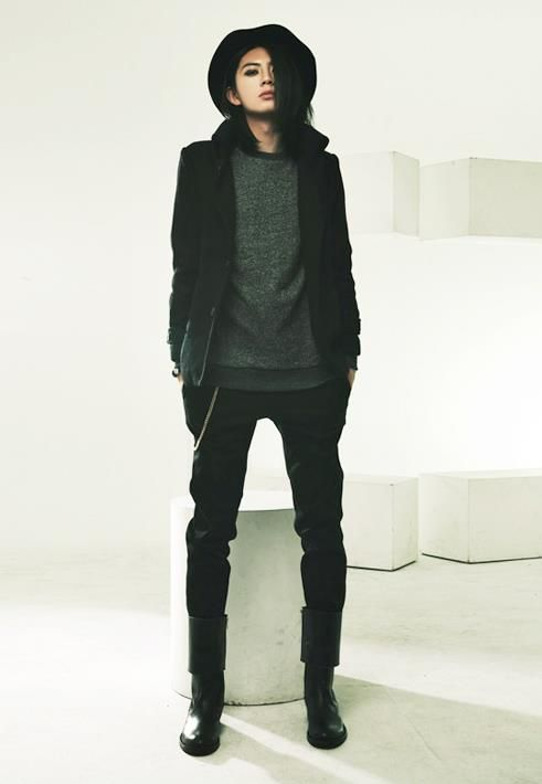 Lad Musician / Rick Owens