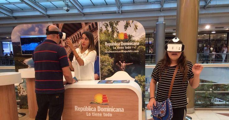http://ift.tt/2lsf38u http://ift.tt/2ls61Is  El Ministerio de Turismo del destino top del Caribe realiza una estrategia promocional con realidad virtual en Buenos Aires hasta el 3 de marzo.  Hasta el 3 de marzo el Ministerio de Turismo de República Dominicana (MITUR) ofrece vivir el destino top del Caribe en 360 en un stand ubicado en el patio de comidas del shopping Paseo Alcorta en Buenos Aires. República Dominicana pionera en la utilización de innovadoras acciones de promoción turística…