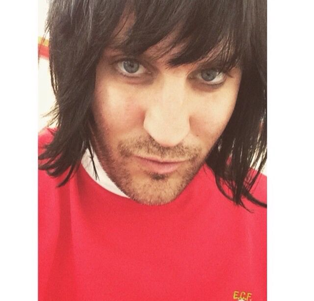 The beautiful Noel Fielding selfie <3 what a gorgeous man! Xx <--- I agree with the both of you...X'D