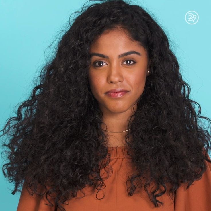 How to diffuse your curls like a pro