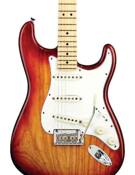 Fender American Standard Stratocaster Sienna Sunburst w/Maple Fingerboard