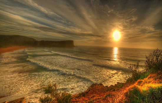 South Av Sunrise
