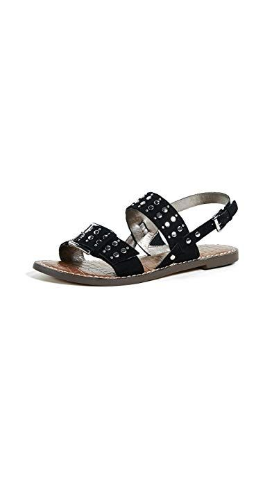 e5e58c0a2782 New Sam Edelman Women s Glade Flat Sandal online   106.60  from top store  newforbuy