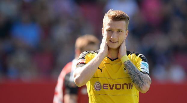 Marco Reus Borussia Football