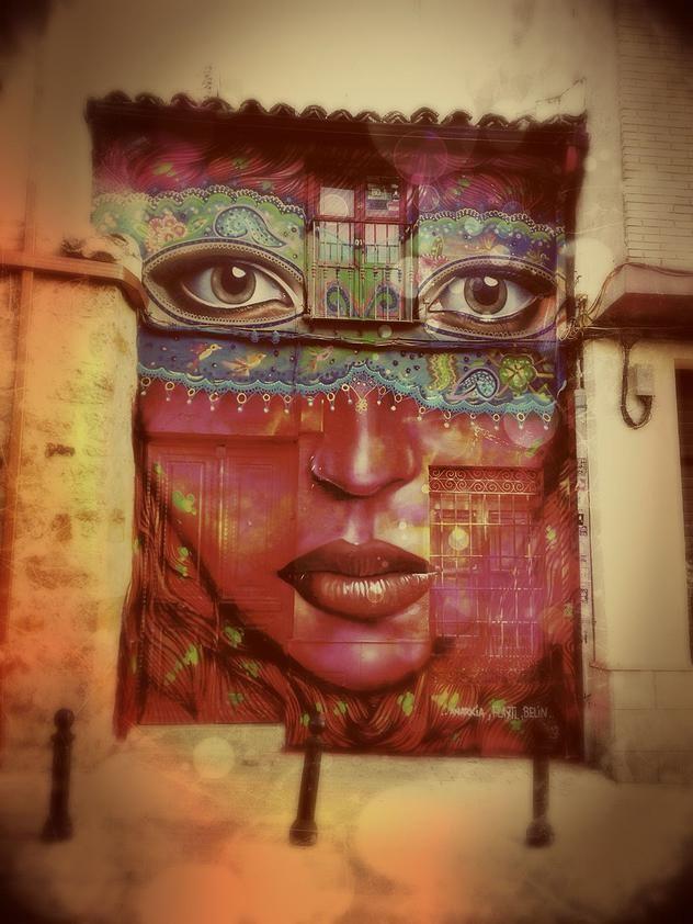 Artistas invitadas al Warmi paint festival Ecuador!