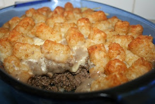 Cooking On A Shoestring: POTATO GEM CASSEROLE....Another quick, cheap and tasty recipe with mince