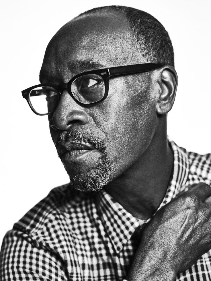 Don Cheadle | by MARK WILLIAMS & SARA HIRAKAWA