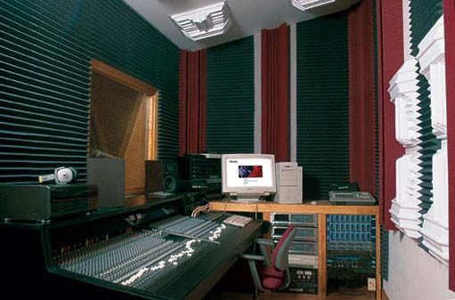 how to build acoustic panels