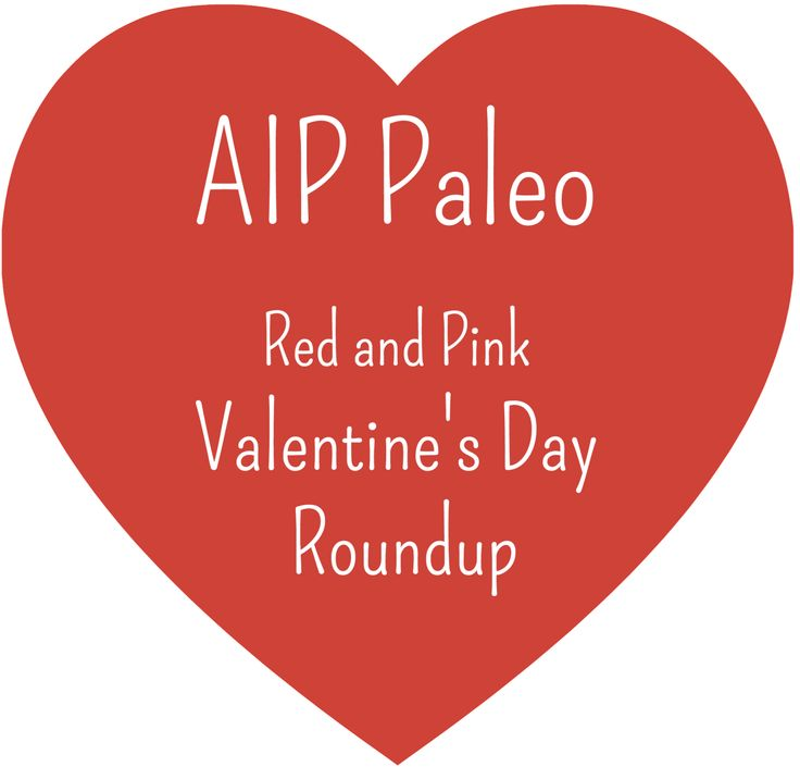 paleo valentine's day treats