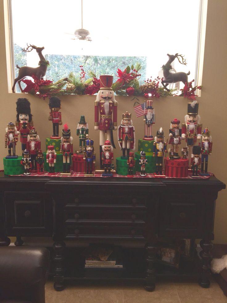Display Option For The Nutcracker Collection Christmas