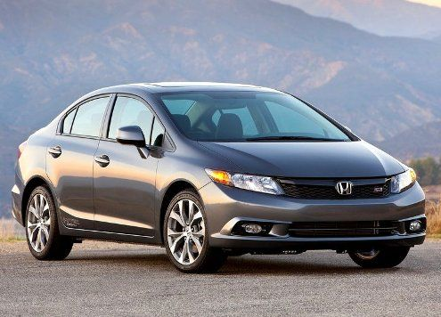 2013 HONDA CIVIC SI...I think they're  just so cute! First car?