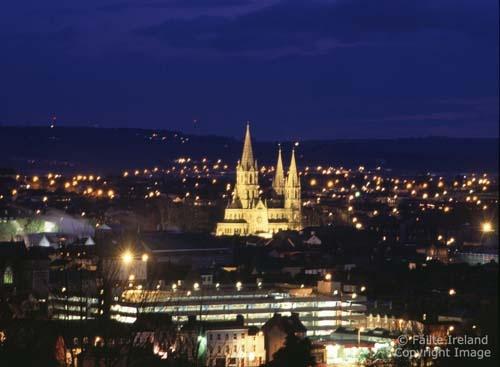 Cork City, By Night