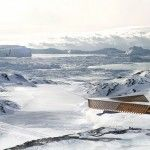 Dorte Mandrup unveils plans for climate centre in Greenland