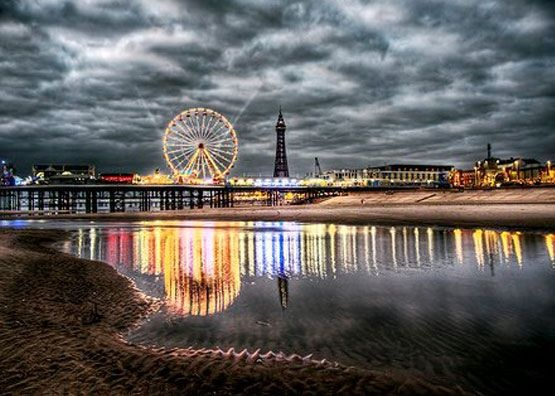 The #Blackpool Illuminations are a must if you have young children - they would love it ♥