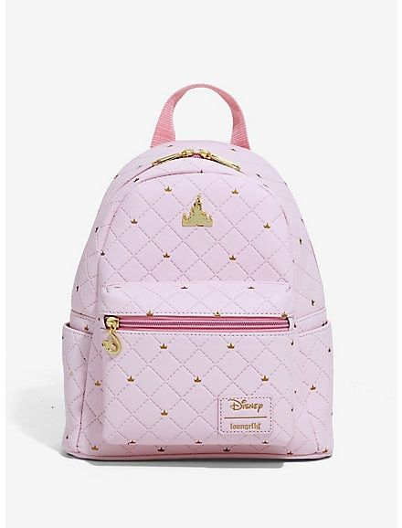 283824b7ad4 Loungefly Disney Days Castle Mini Backpack