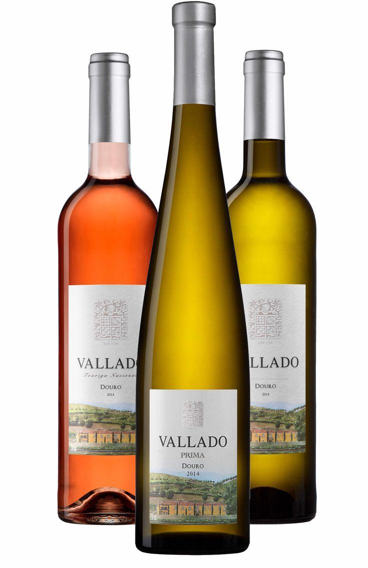Douro Wine, Douro Valley, Quinta do Vallado (Vallado Estate) Wine Rural Hotel, Peso da Regua, Portugal