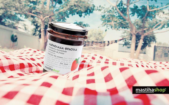 #sunday #picnic under #mastiha #trees #mastihashop #marmelada