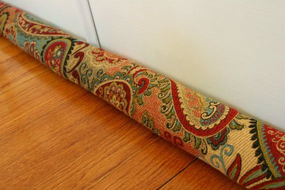 Luxury Draft Stopper Limited Edition Draft Excluder by ogsplosh