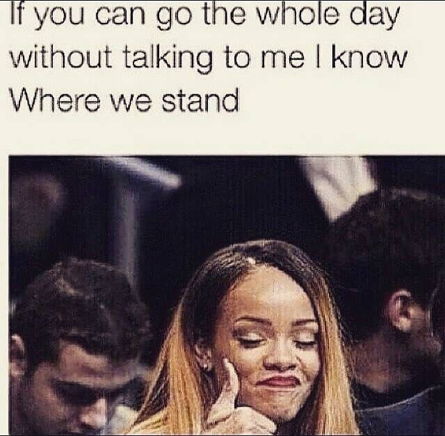 Instagram Post By Freaky Goals Jan 27 2019 At 3 43pm Utc Rihanna Quotes Rihanna Meme Fact Quotes
