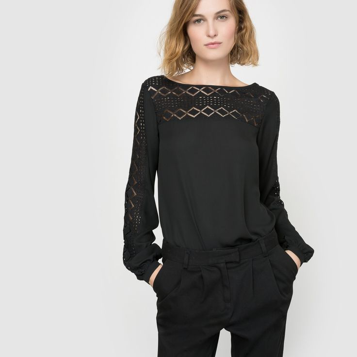 Discover gorgeous printed or plain blouses in a range of styles with La  Redoute today. Find pretty blouses to dress up or down with La Redoute