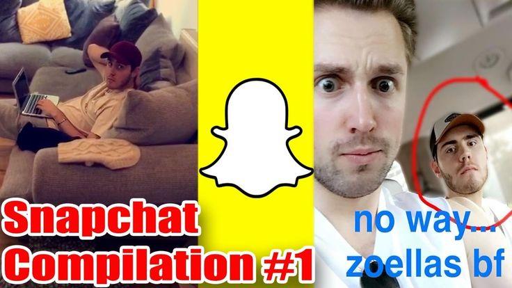 Are you Zoella's Boyfriend? - Snapchat Compilation #1