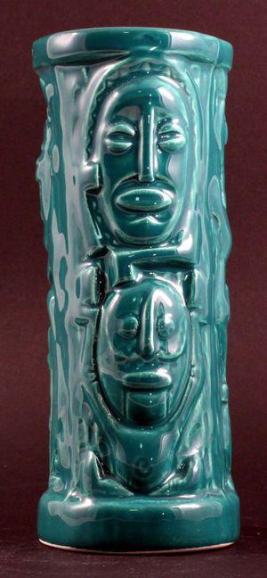 Disneyland Chanting Tiki Teal Mug - Ooga-Mooga! Tiki Mugs & More. got this one in my collection
