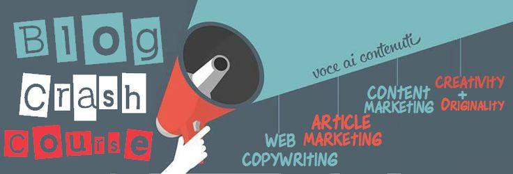 Be Creative?Web Creative!: ♠Blogging Crash Course♠ CONSIGLI,TRUCCHI,TUTORIAL E SEGNALAZIONI PER BLOGGARE AL MEGLIO E GUADAGNARE CON LA BLOGSFERA