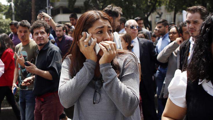 Terremoto en México los teléfonos de contacto de la embajada y el consulado para los argentinos - LA NACION (Argentina)